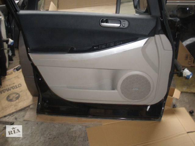 купить бу б/у Двери/багажник и компоненты Карта двери Легковой Mazda CX-7 2008 в Луцке