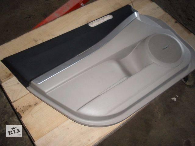 бу б/у Двери/багажник и компоненты Карта двери Легковой Mazda CX-7 Кроссовер 2008 в Луцке