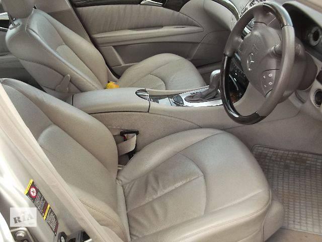 бу Б/у Двери/багажник и компоненты Карта двери Легковой Mercedes E-Class 2003 в Львове