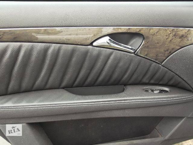 купить бу Б/у Двери/багажник и компоненты Карта двери Легковой Mercedes E-Class 2005 в Львове