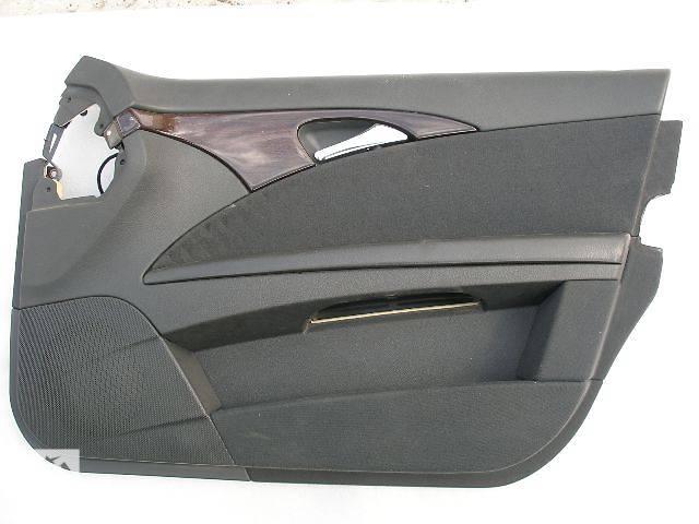 купить бу б/у Двери/багажник и компоненты Карта двери Легковой Mercedes E-Class в Бахмуте (Артемовск)