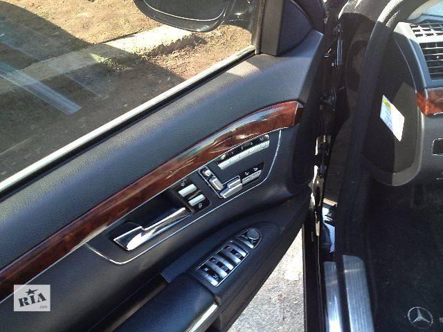 купить бу Б/у  Карта двери Легковой Mercedes S-Class 2008 в Львове