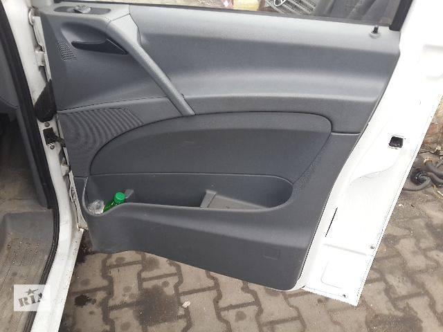Б/у Двери/багажник и компоненты Карта двери Легковой Mercedes Vito груз. 2005- объявление о продаже  в Львове