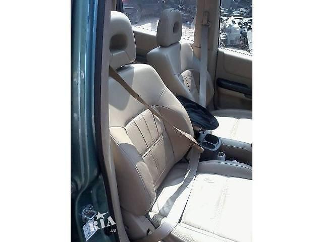 купить бу б/у Двери/багажник и компоненты Карта двери Легковой Nissan X-Trail Кроссовер 2001 в Николаеве (Львовской обл.)