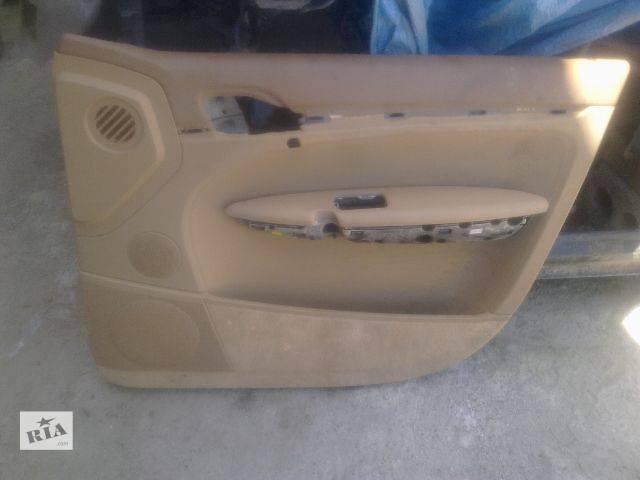 продам б/у Двери/багажник и компоненты Карта двери Легковой Porsche Cayenne 2004 бу в Харькове