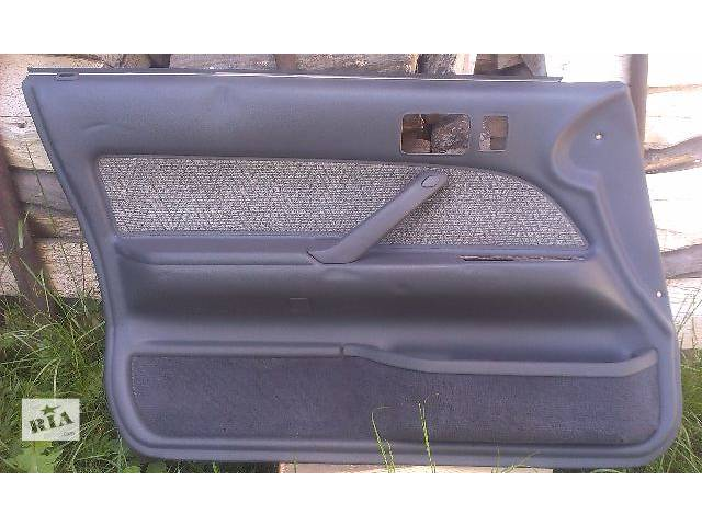 купить бу б/у Двери/багажник и компоненты Карта двери Легковой Toyota Camry 1990 в Тернополе