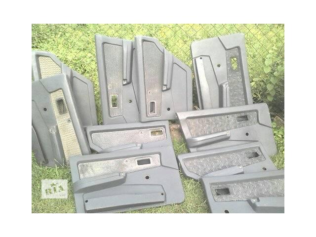 продам Б/у Двери/багажник и компоненты Карта двери Легковой ВАЗ 21093 1994 бу в Львове