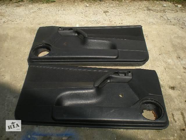 продам б/у Двери/багажник и компоненты Карта двери Легковой Volkswagen Golf ІІІ бу в Ивано-Франковске
