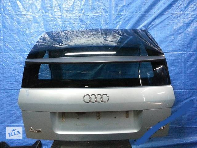 купить бу б/у Двери/багажник и компоненты Крышка багажника Audi A2 в Одессе