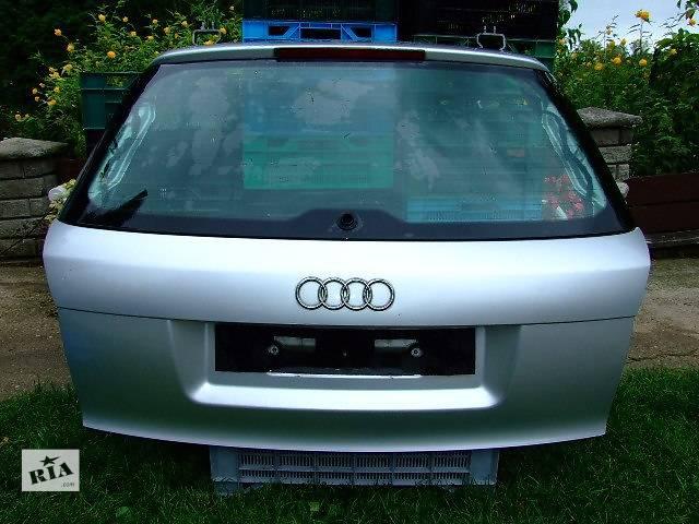 продам б/у Двери/багажник и компоненты Крышка багажника Audi A4 бу в Одессе
