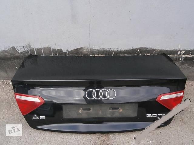 купить бу б/у Двери/багажник и компоненты Крышка багажника Audi A5 в Одессе