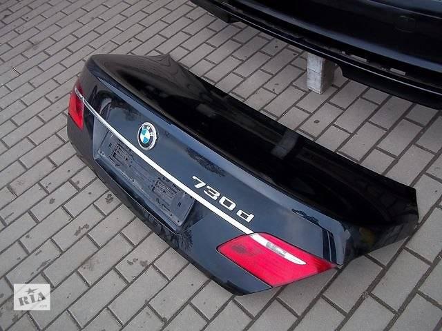 бу б/у Двери/багажник и компоненты Крышка багажника BMW 7 E65 в Одессе