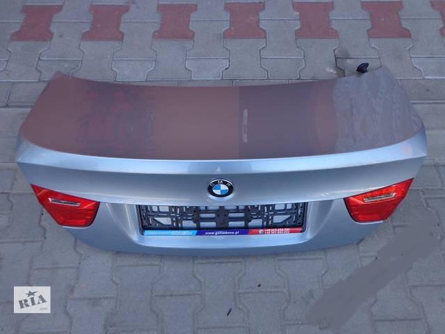 б/у Двери/багажник и компоненты Крышка багажника BMW E90- объявление о продаже  в Одессе