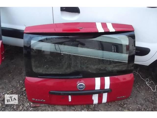 бу б/у Двери/багажник и компоненты Крышка багажника Fiat Panda в Одессе
