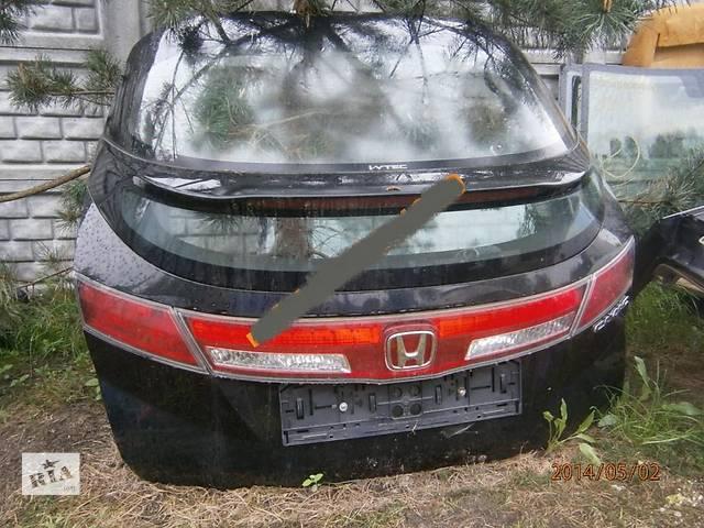 бу б/у Двери/багажник и компоненты Крышка багажника Honda Civic UFO в Одессе