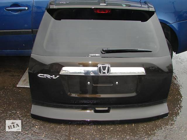 купить бу б/у Двери/багажник и компоненты Крышка багажника Honda CR-V в Одессе