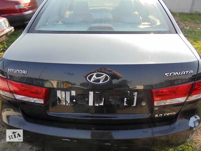 бу б/у Двери/багажник и компоненты Крышка багажника Hyundai Sonata в Одессе