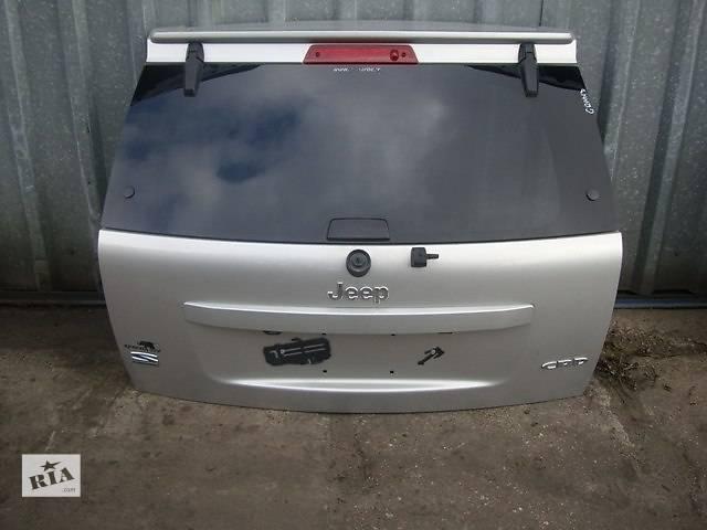 купить бу б/у Двери/багажник и компоненты Крышка багажника Jeep Grand Cherokee в Одессе