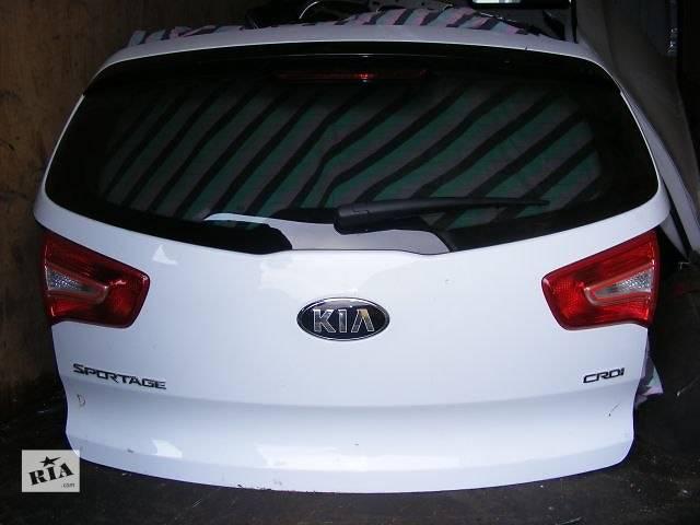 б/у Двери/багажник и компоненты Крышка багажника Kia Sportage- объявление о продаже  в Одессе