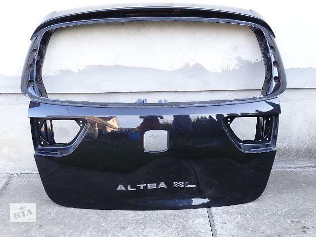 бу б/у Двери/багажник и компоненты Крышка багажника Легковое авто Seat Altea XL 2007 в Ужгороде