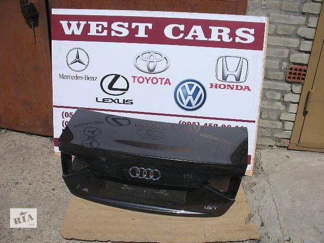 б/у Двери/багажник и компоненты Крышка багажника Легковой Audi A4 2009- объявление о продаже  в Луцке