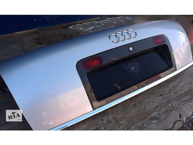 бу Двери/багажник и компоненты Крышка багажника Легковой Audi A6 2000 в Костополе