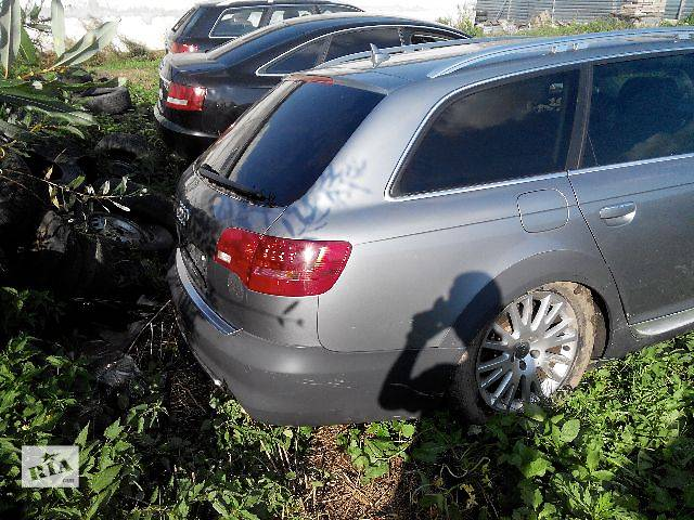 купить бу б/у Двери/багажник и компоненты Крышка багажника Легковой Audi A6 Allroad 2006 в Львове
