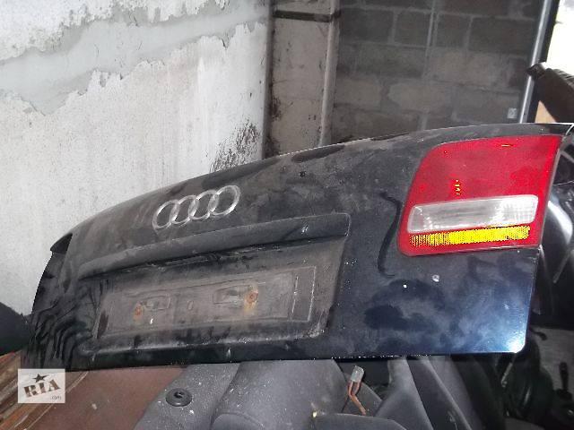 купить бу Б/у Двери/багажник и компоненты Крышка багажника Легковой Audi A8 Седан 2004 в Львове