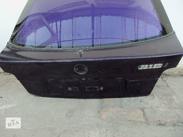 б/у Двери/багажник и компоненты Крышка багажника Легковой BMW 3 Series Coupe Купе 1993- объявление о продаже  в Ковеле