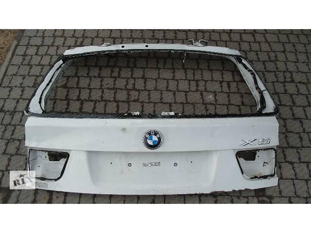 продам б/у Двери/багажник и компоненты Крышка багажника Легковой BMW X5 2008 бу в Ковеле
