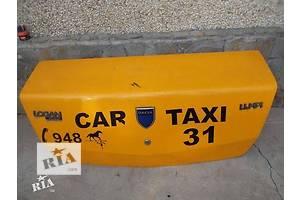 б/у Крышка багажника Dacia Logan