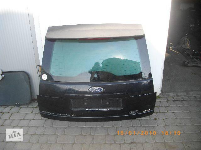 бу б/у Двери/багажник и компоненты Крышка багажника Легковой Ford C-Max 2006 в Львове