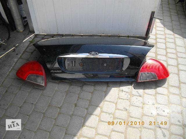 бу б/у Двери/багажник и компоненты Крышка багажника Легковой Ford Mondeo 1999 в Львове