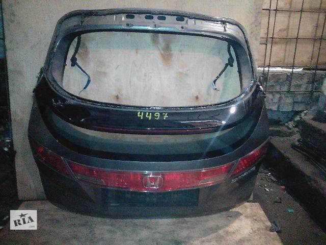 продам б/у Двері/багажник і компоненти Кришка багажника Легковий Кросовер Honda Civic Hatchback 2012 бу в Києві