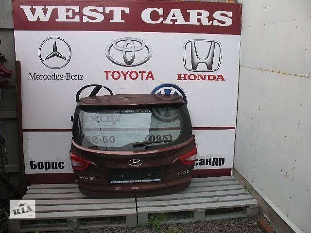 б/у Двери/багажник и компоненты Крышка багажника Легковой Hyundai IX35- объявление о продаже  в Луцке