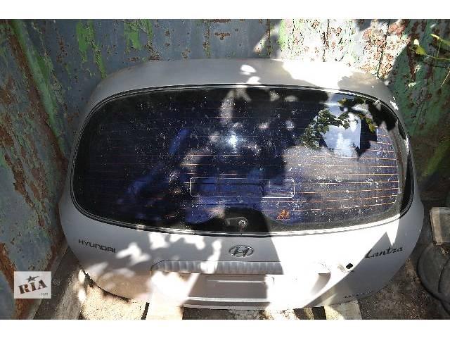 бу б/у Двери/багажник и компоненты Крышка багажника Легковой Hyundai Lantra в Ковеле