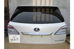 б/у Крышки багажника Lexus RX
