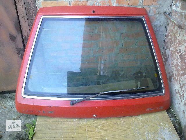 купить бу б/у Двери/багажник и компоненты Крышка багажника Легковой Mazda 323 в Лубнах