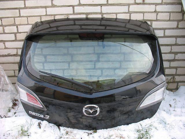 б/у Двери/багажник и компоненты Крышка багажника Легковой Mazda 3 Hatchback 2010- объявление о продаже  в Луцке