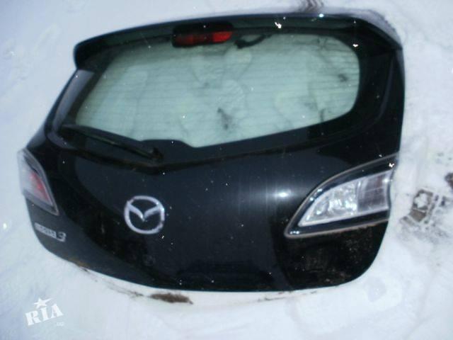Крышка багажника Легковой Mazda 3 Hatchback- объявление о продаже  в Львове