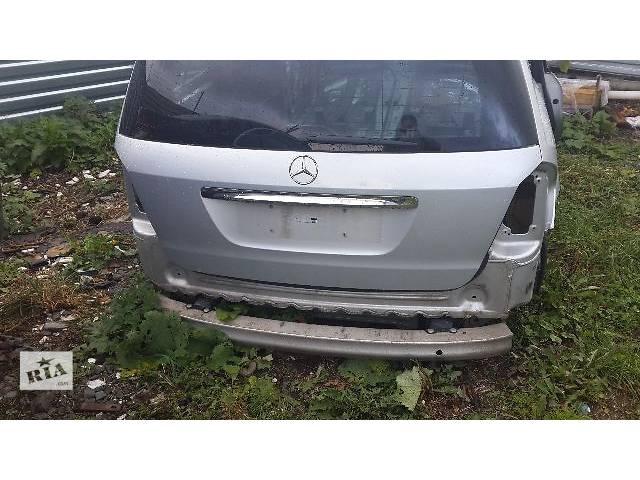 купить бу б/у Двери/багажник и компоненты Крышка багажника Легковой Mercedes GL-Class в Львове