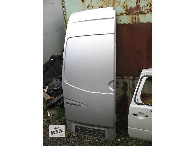 продам б/у Двери/багажник и компоненты Крышка багажника Легковой Mercedes Sprinter 2007 бу в Луцке
