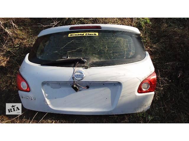 б/у Двери/багажник и компоненты Крышка багажника Легковой Nissan Qashqai 2007- объявление о продаже  в Ковеле