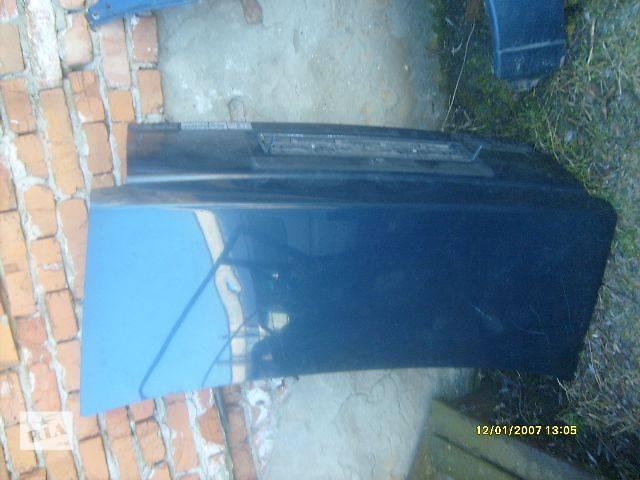 бу б/у Двери/багажник и компоненты Крышка багажника Легковой Opel Omega A 1991 в Самборе
