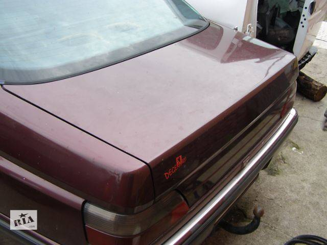 бу б/у Двери/багажник и компоненты Крышка багажника Легковой Peugeot 605 в Новой Каховке