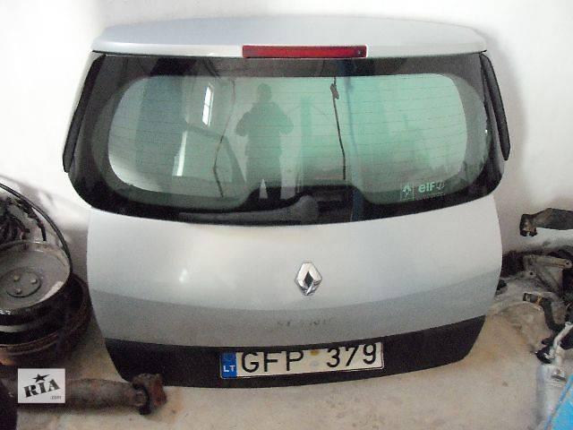 купить бу б/у Двери/багажник и компоненты Крышка багажника Легковой Renault Scenic 2005 в Ковеле
