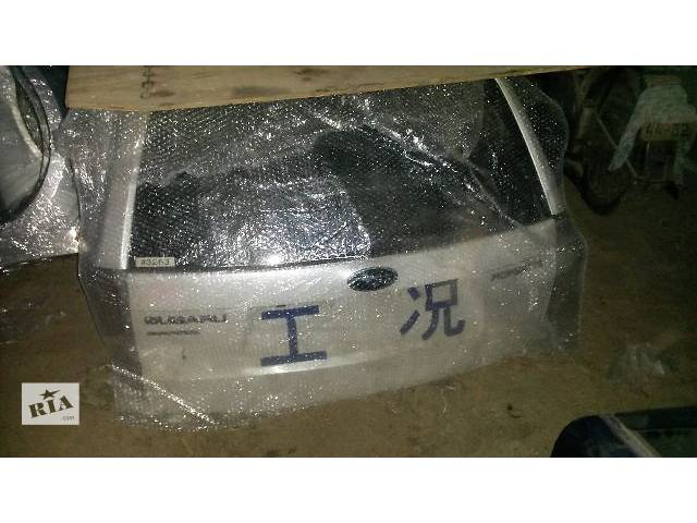 купить бу б/у Двери/багажник и компоненты Крышка багажника Легковой Subaru Forester Универсал 2010 в Киеве