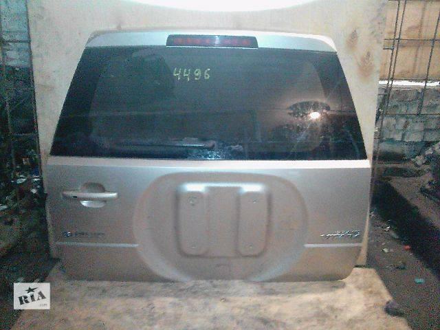 продам б/у Двери/багажник и компоненты Крышка багажника Легковой Suzuki Vitara Кроссовер 2008 бу в Киеве