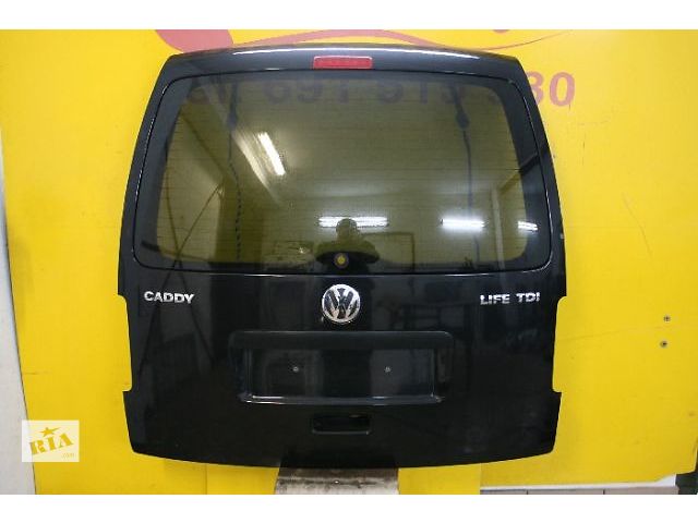 б/у Двери/багажник и компоненты Крышка багажника Легковой Volkswagen Caddy 2008- объявление о продаже  в Тернополе