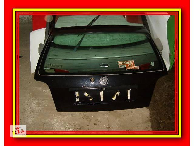 продам Б/у Крышка багажника Volkswagen Polo бу в Стрые